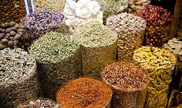 سوق البهارات دبي