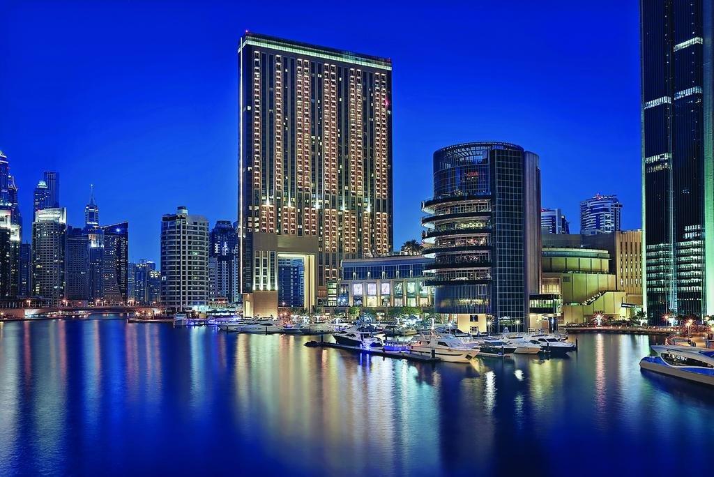 صورة فندق العنوان مرسى دبي