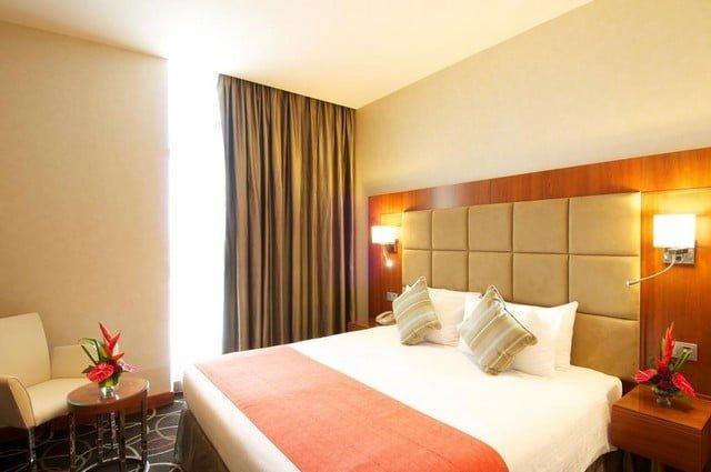 أشهر فنادق البرشاء دبي
