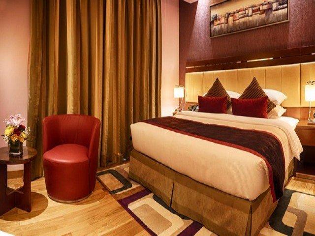 فندق في البرشاء دبي