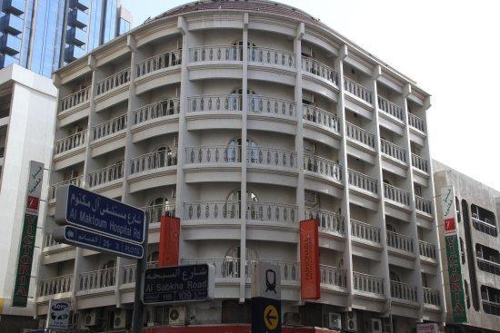 صورة فندق فيكتوريا في دبي