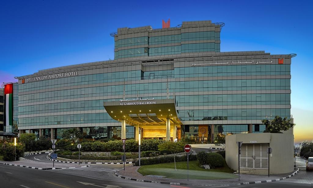 صورة فندق ملينيوم المطار دبي