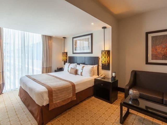 أفضل فنادق في البرشاء دبي