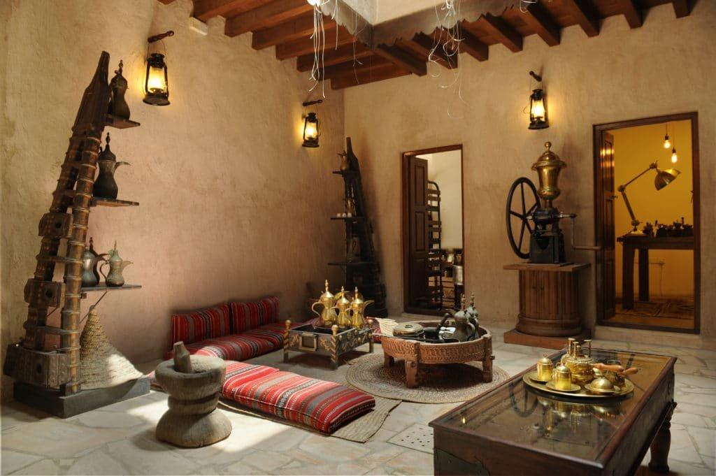 متحف القهوة من أغرب متاحف دبي