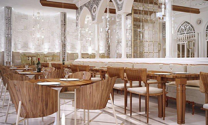 صورة مطعم أيامنا في فندق اتلانتس