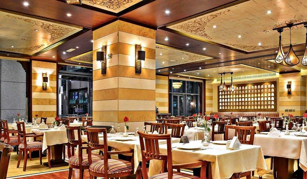 مطعم المندلون من مطاعم لبنانية في دبي