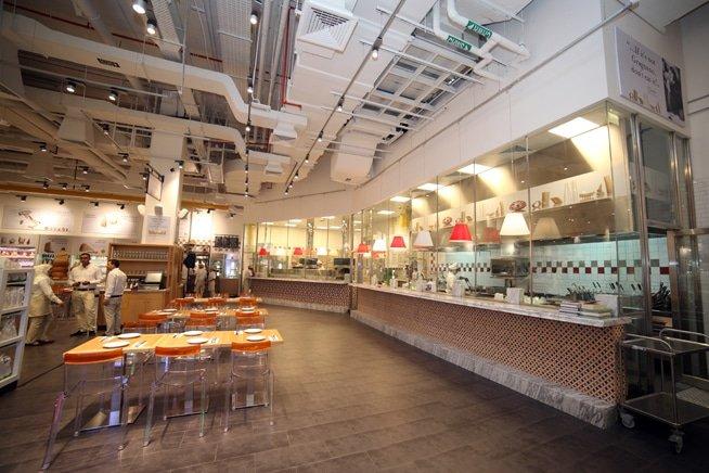صورة مطعم ايتالي دبي مول