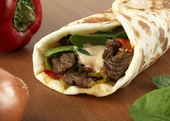صورة مطعم زعتر وزيت دبي