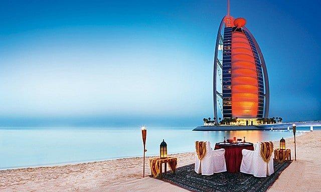Photo of مطعم مجلس البحر دبي