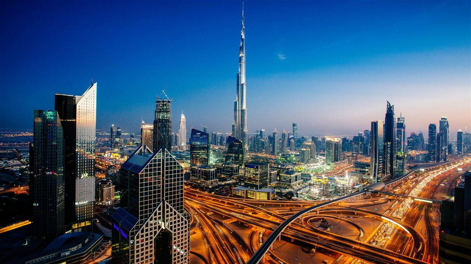 صورة أفضل أماكن سياحية في دبي