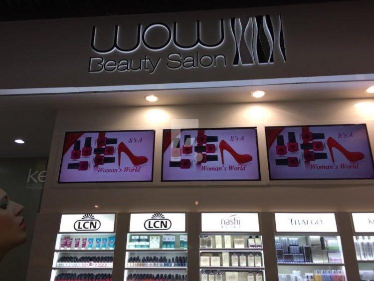 صورة صالونات التجميل في دبي مول