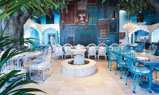 بيت الكاري مطاعم على البحر في دبي