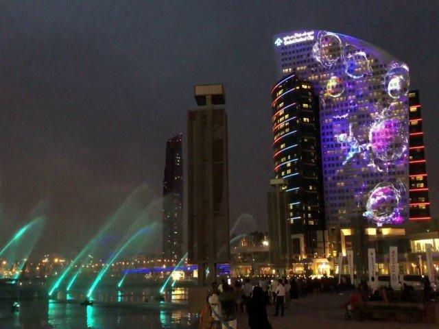 انشطة في دبي فستيفال سيتي مول