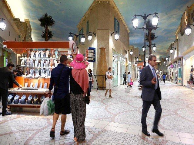 قاعة تونس في ابن بطوطة مول