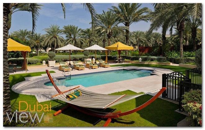 حديقة شاطئ الجميرا من اجمل حدائق دبي