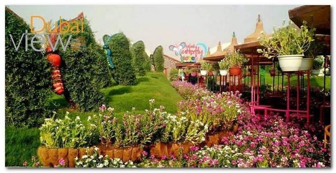 سعر تذكرة حديقة الفراشات في دبي