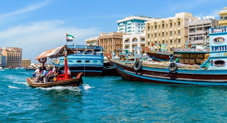 صورة أفضل الأنشطة السياحية في خور دبي 2020
