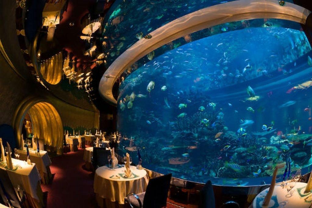 افضل مطاعم مأكولات بحرية في دبي