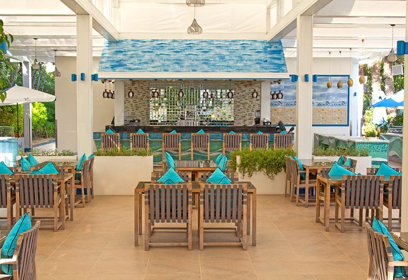 صورة مطعم بلاج في فندق جميرا زعبيل سراي