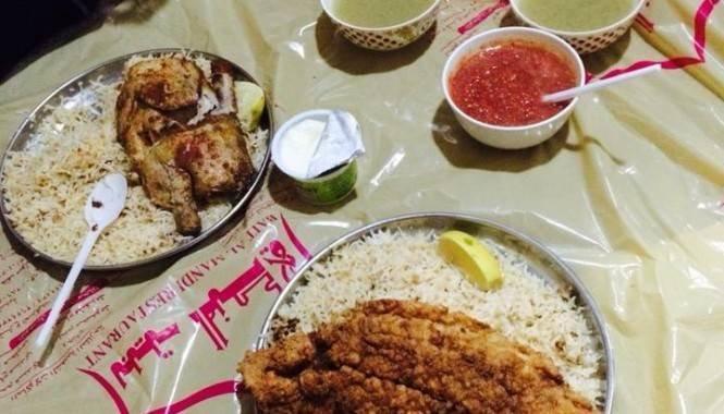 صورة منيو مطعم بيت المندي دبي 2020
