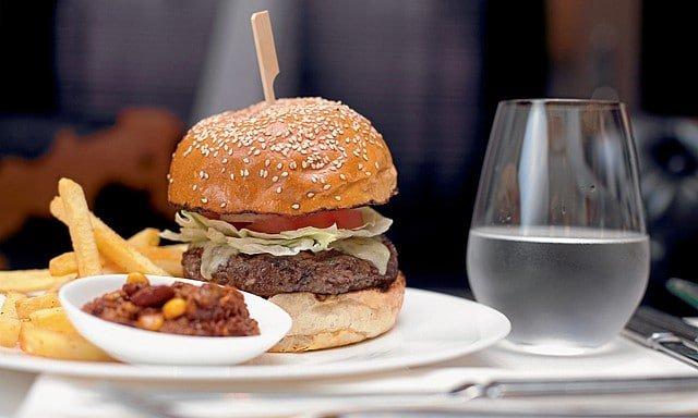 Photo of مطعم ذا ريب روم في فندق جميرا زعبيل سراي