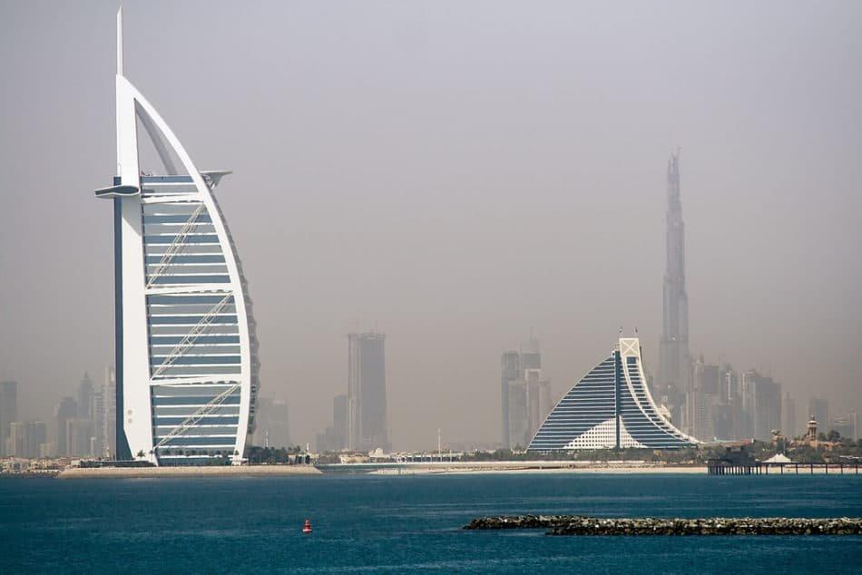 صورة أبرز مطاعم برج العرب