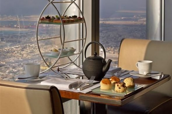 صورة أغرب 6 مطاعم في دبي