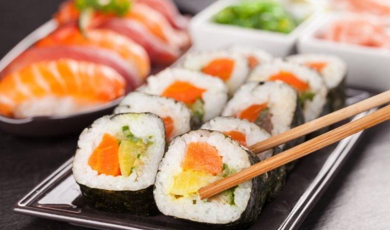 مطاعم يابانية في دبي