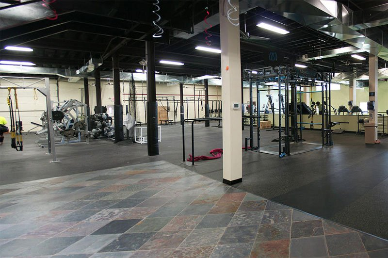 Fitness Factory من اشهر أفضل صالات رياضية في دبي