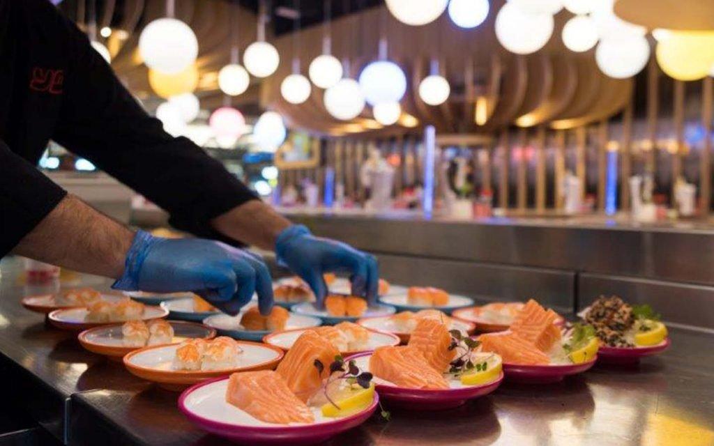 مطاعم مول الإمارات المفضّلة لدى الزوار