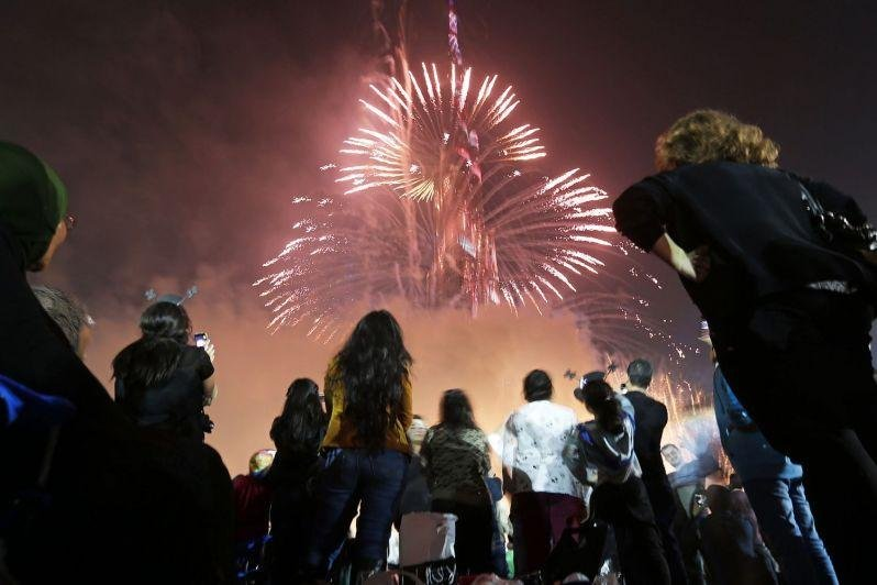 أفضل أماكن احتفالات راس السنة في دبي 2020