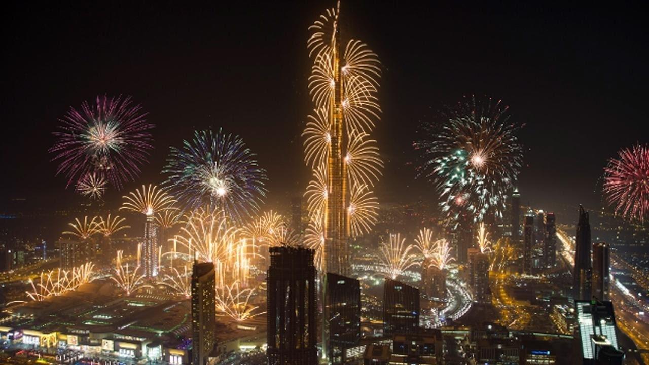 صورة افضل اماكن احتفالات راس السنة في دبي 2020