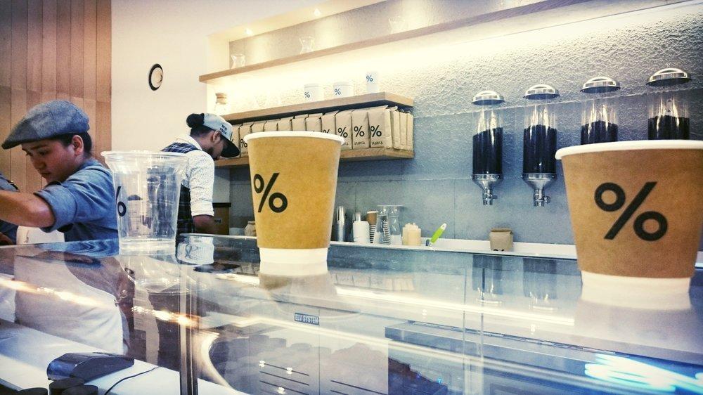 مقاهي سيتي ووك دبي