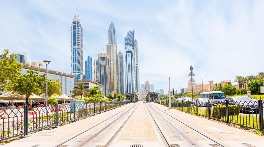السكن في دبي