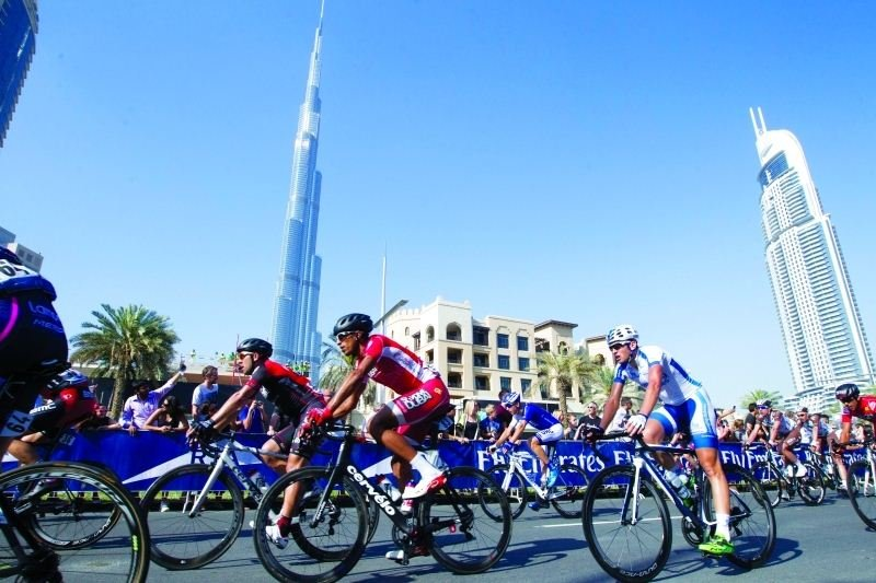 صورة أفضل 9 أماكن لممارسة رياضة الدراجات الهوائية في دبي