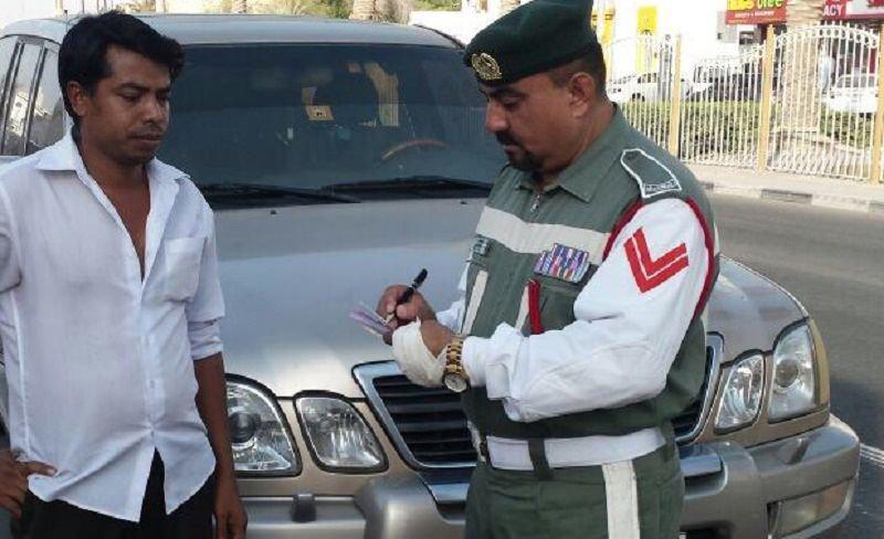 مخالفات دبي