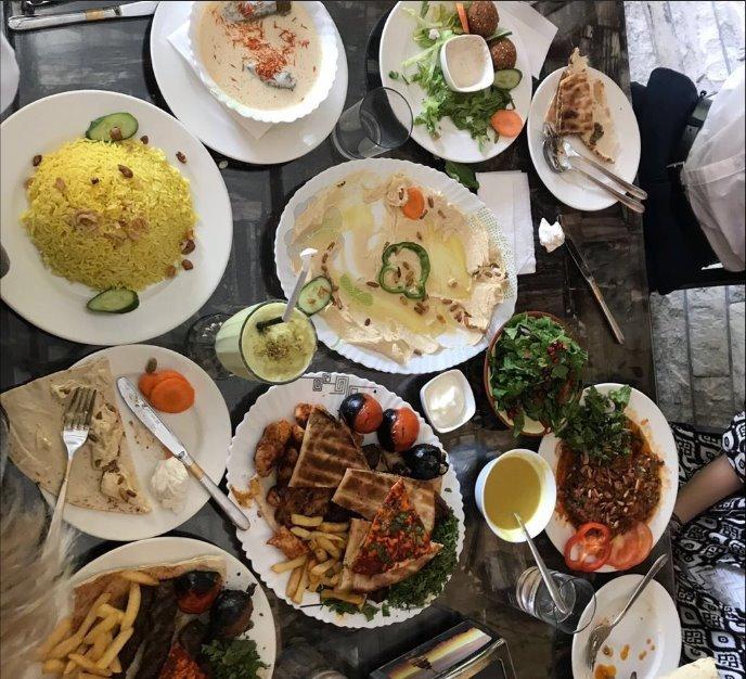 Top 10 dishes at Al Areesh Dubai3