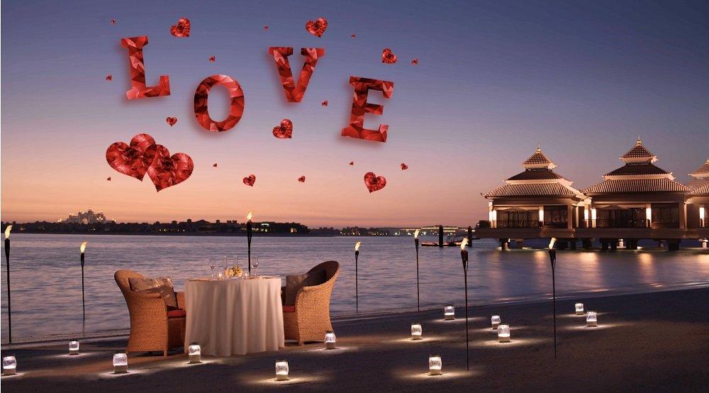 أجمل طرق قضاء عيد الحب في دبي 2019