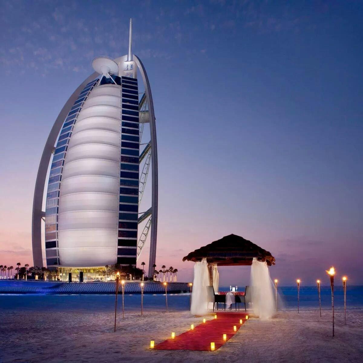 صورة أفضل 10 وجهات لعيد الحب في دبي