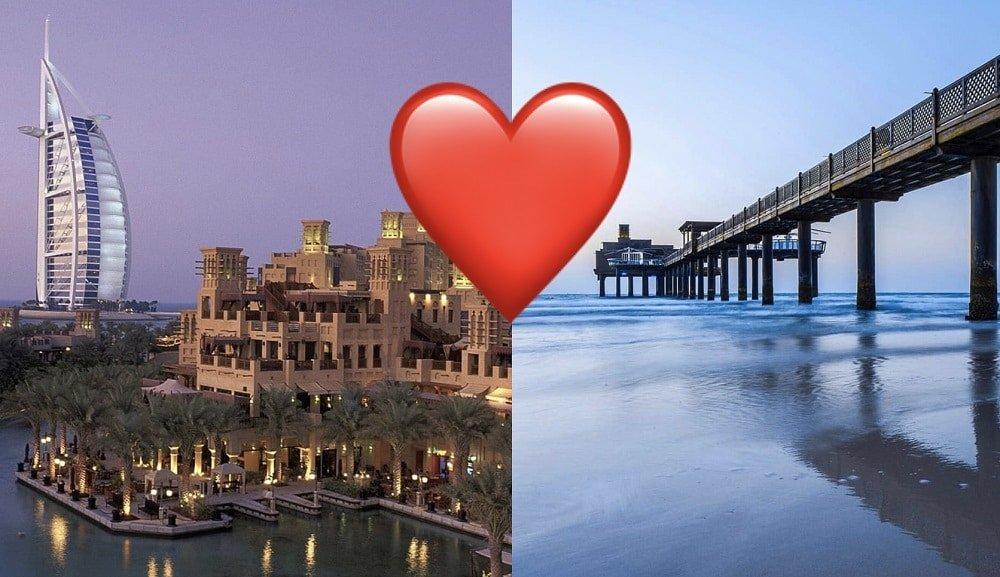 صورة أماكن الاحتفال بالفلانتين في دبي
