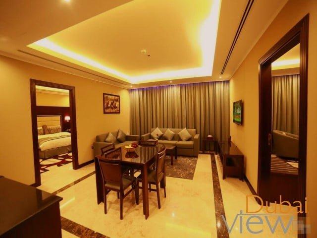 ارخص شقق فندقية في دبي