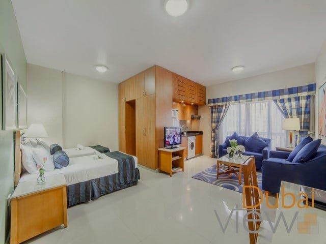 افضل شقق فندقية في دبي رخيصة بغرف عائلية
