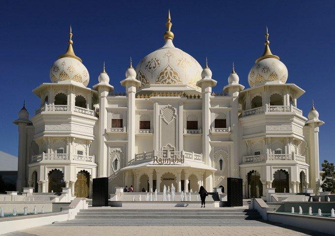 بوليوود باركس من مناطق دبي السياحية