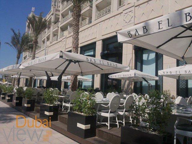 مطاعم بوليفارد دبي