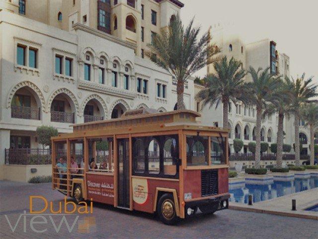 شارع بوليفارد دبي