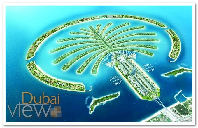صورة أبرز 10 معلومات عن جزيرة النخلة في دبي