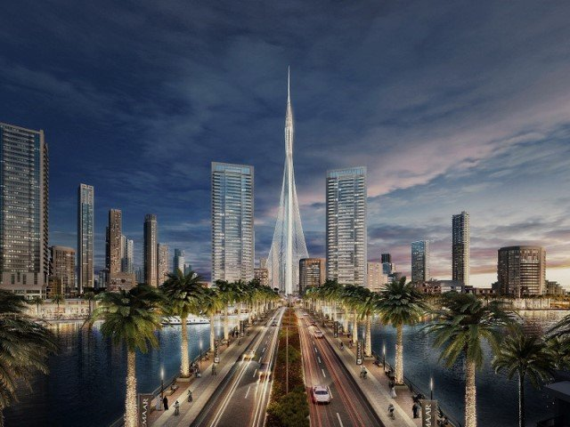 اسعار الدخول الى برج خور دبي