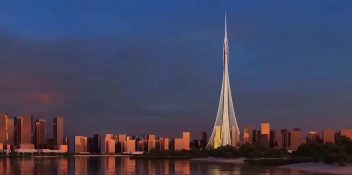 ابرز 10 معلومات عن برج خور دبي