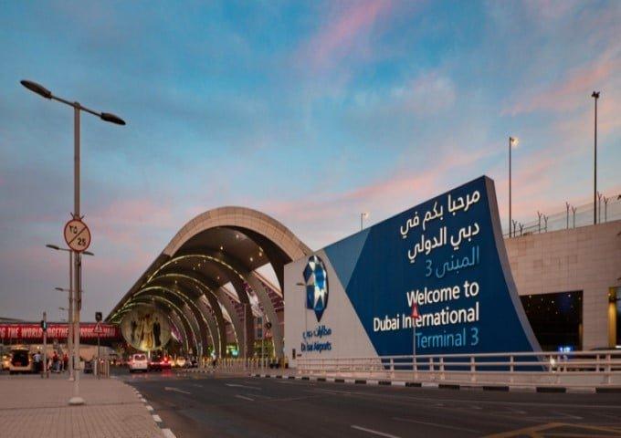 مطار دبي الدولي مبنى 3
