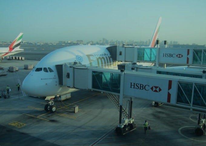 رحلات مطار دبي الدولي